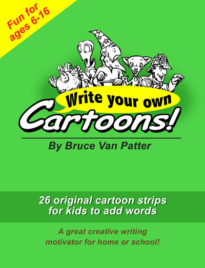 Product picture Write Your Own Cartoons!