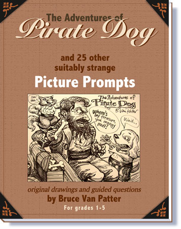 Product picture The Adventures of Pirate Dog and other Picture Prompts